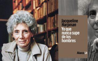 Reseña de Yo, que nunca supe de los hombres, de Jacqueline Harpman